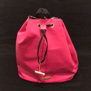 🌸SALE🌸 Juicy Couture drawstring backpack